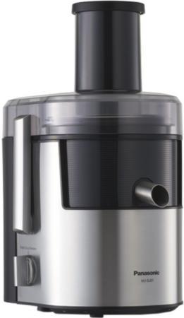Соковыжималка Panasonic MJ-DJ01STQ — серебристый panasonic mj l500rtq