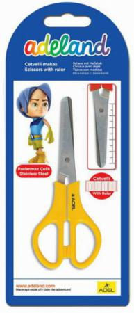 Ножницы детские Adel 460-0145-820 13 см в ассортименте