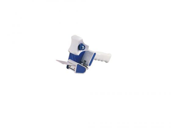 Диспенсер KW-trio ex-01 для клейкой ленты шириной 50мм диспенсер для клейкой ленты цвет синий 50 мм