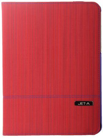 Чехол Jet.A SC10-7 для Samsung Galaxy Tab 4 10.1 красный купить чехол для samsung galaxy tab 7 0 plus