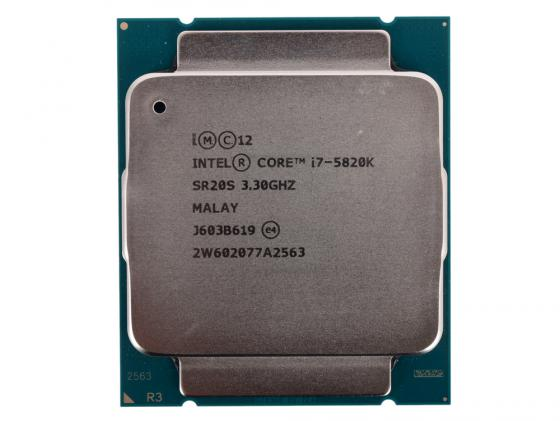 все цены на Процессор Intel Core i7-5820K 3.3GHz 15Mb Socket 2011-3 OEM онлайн