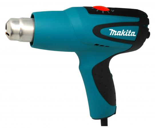 Фен технический Makita HG551VK 1800Вт технический фен клеевой пистолет makita hg551vk