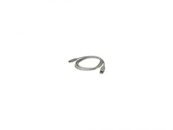 Кабель USB 2.0 AM-BM 5.0м Buro серый USB2.0-AM/BM-5 сетевой шуруповерт dwt bm 280 t 5 1 7