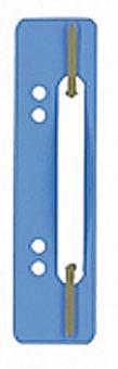 Скоросшиватель Durable вставка синий 250шт 690107