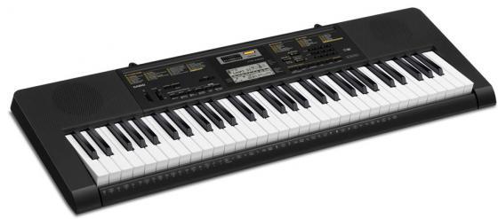 Синтезатор Casio CTK-2400 61 клавиша USB AUX черный