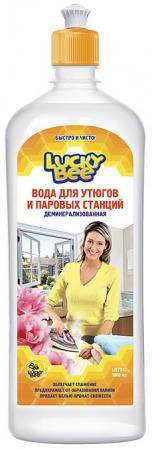 Вода для утюгов и паровых станций 1000 мл Lucky Bee LB 7513
