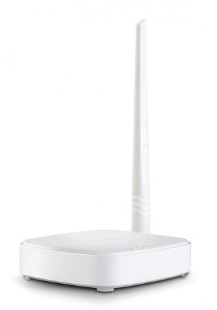 Беcпроводной маршрутизатор Tenda N150 802.11n 150Mbps 2.4ГГц tenda n301 домашний беспроводной маршрутизатор