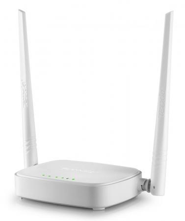 Беcпроводной маршрутизатор Tenda N301 802.11n 300Mbps 2.4ГГц английская версия tenda n301 300mbps wifi router