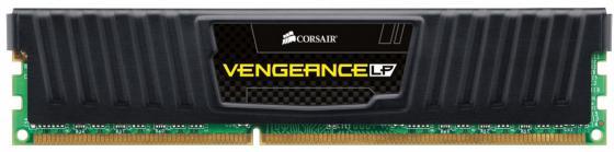 Оперативная память 8Gb PC3-12800 1600MHz DDR3 DIMM Corsair Vengeance CML8GX3M1A1600C10 оперативная память 8gb pc3 12800 1600mhz ddr3 dimm corsair xms3 11 11 11 30 cmx8gx3m1a1600c11