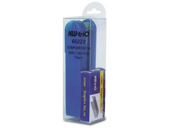 Комплект KW-trio степлер 5220 упаковка скоб №10 65222