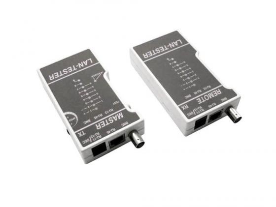 Тестер Hyperline HL-NCT1 тестер LT-100 для витой пары, коаксиального и телефонного кабеля. тестер mastech ms8910