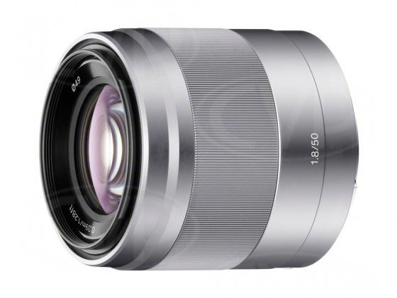 Фото - Объектив Sony Alpha SEL-50 50mm F1.8 для зеркальной системы Alpha E-Mount объектив sony sel 50f18f e mount fe 50mm f1 8 full frame