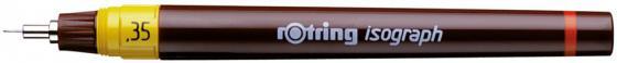 Изограф капилярный Rotring 1903400 0.35 мм борис алексеев даниил изограф божий пьеса