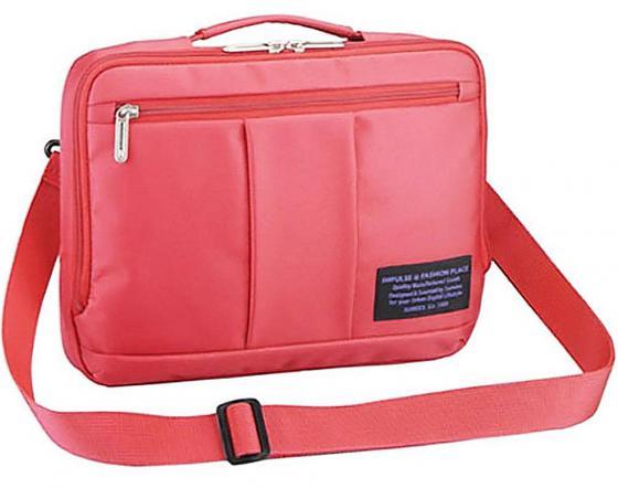 Сумка для ноутбука 10 Sumdex PON-496SC полиэстер нейлон красный