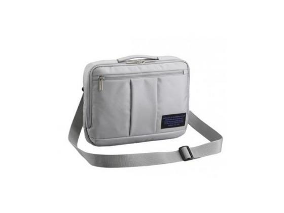 Сумка для ноутбука 10 Sumdex PON-496GV серый сумка для ноутбука 10 sumdex pon 340bu синяя