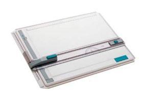 Чертежная доска Hebel Maul Profi A4 кейс 613545 доска магнитно маркерная hebel 100х200см 6305884