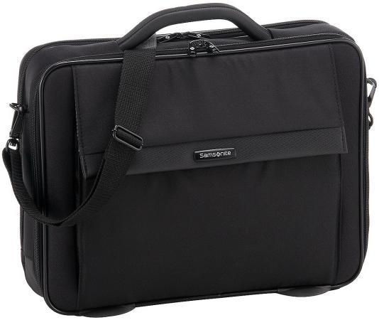 """где купить Сумка для ноутбука 16"""" Samsonite U33*006*09 полиэстер черный по лучшей цене"""