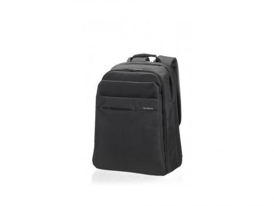 Рюкзак 16 Samsonite 41U*007*18 полиэстер черный samsonite 41u 008 18 черный
