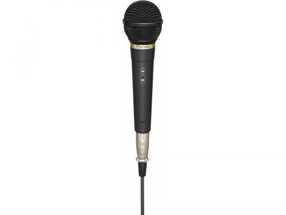 Микрофон Pioneer DM-DV20 3.5мм черный холодильник sharp sj xg60pmsl двухкамерный серебристый