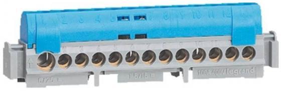 Клеммная колодка Legrand 33х1.5-16мм нейтраль 04848