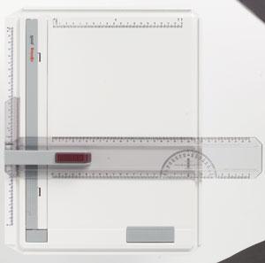Чертежная доска Rotring Profil А3 с магнитным зажимом-фиксатором S0213750