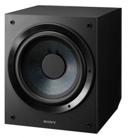 Сабвуфер Sony SA-CS9 черный цена и фото