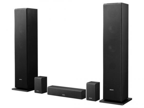 Акустическая система Sony SS-CS310CR черный вспышка sony hvl f20m черный