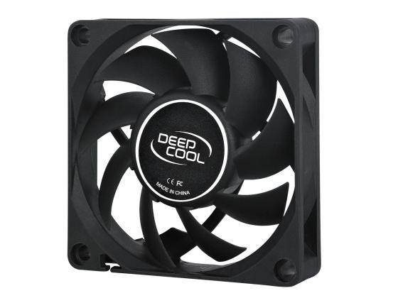 Вентилятор Deepcool XFAN 70 70x70x15 Molex 30dB 3000rpm 52g вентилятор deepcool gs120 120мм ret