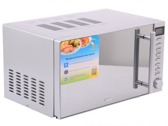 Микроволновая печь BBK 20MWS-721T/BS-M 700 Вт серебристый