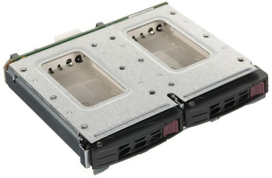 Адаптер SuperMicro MCP-220-84606-0N для 2x2.5 жёстких дисков для задней панели корпусов 846B адаптер 220