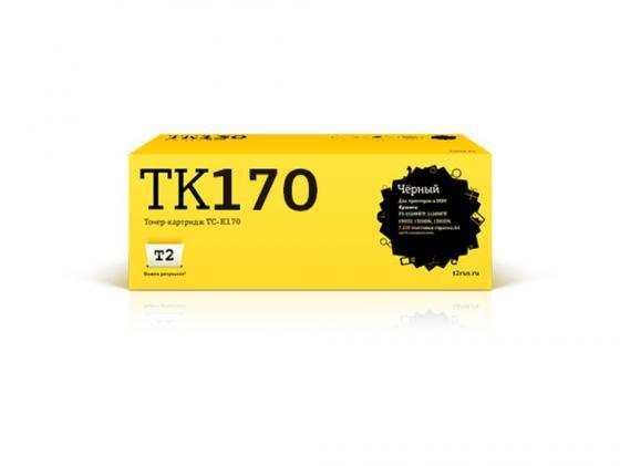 Картридж T2 TC-K170 для Kyocera FS-1320D 1370DN ECOSYS P2135d P2135dn черный 7200стр картридж t2 tc cexv50 черный