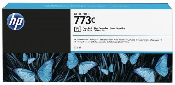 Картридж HP C1Q43A для DesignJet Z6600/Z6800 фото черный 775мл цена 2017