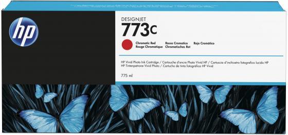 Картридж HP C1Q38A для DesignJet Z6600/Z6800 красный 775мл цена 2017