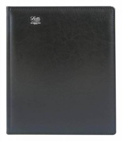 Еженедельник датированный Letts Global Deluxe Ibiza A4 натуральная кожа 412127410 ежедневник датированный letts global deluxe a5 натуральная кожа 412127210 822928