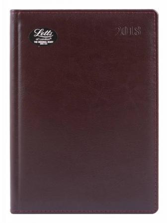 Ежедневник датированный Letts Global Deluxe Ibiza A5 натуральная кожа 412127543 ежедневник датированный letts global deluxe a5 натуральная кожа 412127210 822928