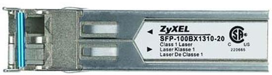 Трансивер сетевой Zyxel SFP-100BX1310-20-D сетевой экран zyxel usg310 ru0102f серебристый