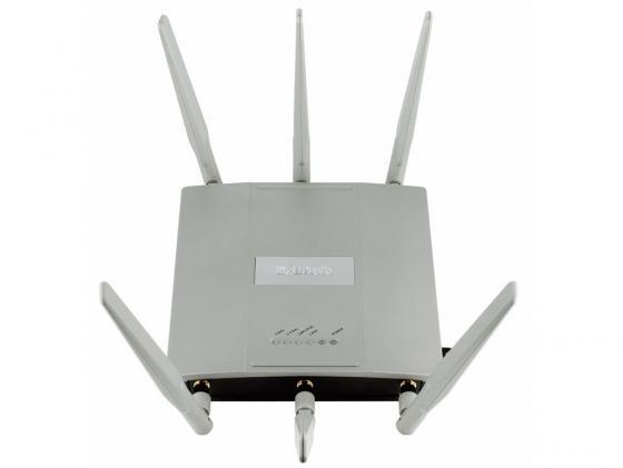 Точка доступа D-Link DAP-2695/RU/A1A 802.11a/b/g/n/ac точка доступа d link dsr 1000ac ru a1a