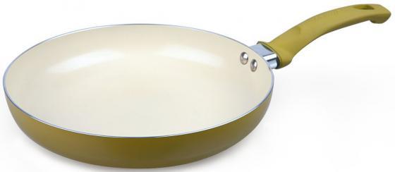 Сковорода Maxwell MLA-017 Apple 24 см зеленый сковорода maxwell mla 008 cherry 26 см