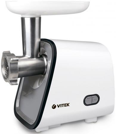 лучшая цена Электромясорубка Vitek VT-3604W 350 Вт белый