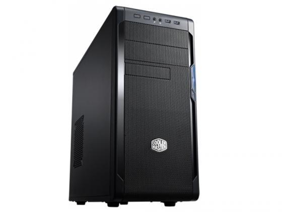 Корпус ATX Cooler Master N300 Без БП чёрный NSE-300-KKN1 cooler master корпус miditower atx w o psu sgc 1000 kwn1 cooler master не указан