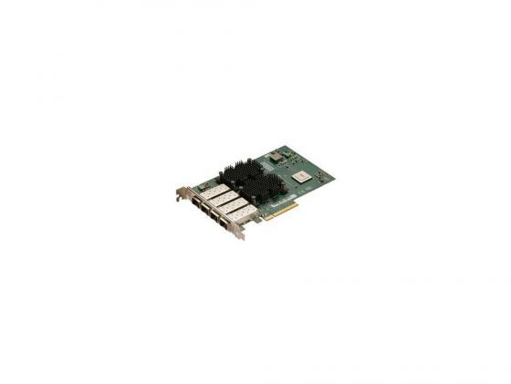 Модуль IBM 1Gb iSCSI 4 Port Host Interface Card 00L4584 опция lenovo 00mj093 6gb sas 4 port host interface card