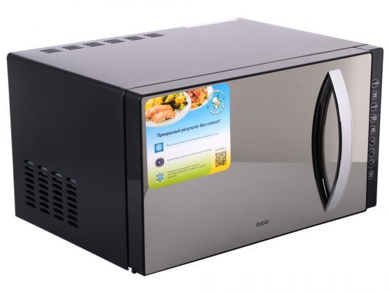 Микроволновая печь BBK 23MWC-881T/B-M 800 Вт чёрный цена и фото