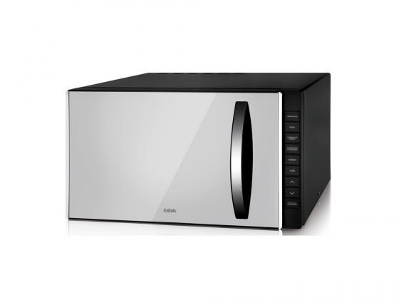 Микроволновая печь BBK 20MWG-735S — чёрный микроволновая печь bbk 23mws 927m w 900 вт белый