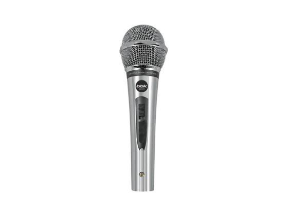 цена на Микрофон BBK CM131 серебристый