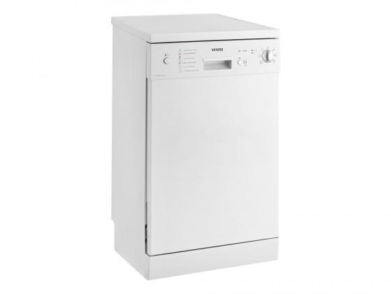 лучшая цена Посудомоечная машина Vestel CDF 8646 WS белый