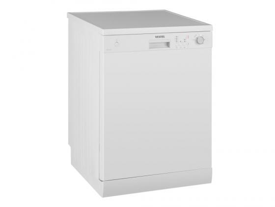 лучшая цена Посудомоечная машина Vestel VDWTC 6031W (D/W) белый