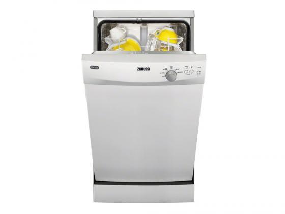 Посудомоечная машина Zanussi ZDS91200SA белый посудомоечная машина zanussi zds105