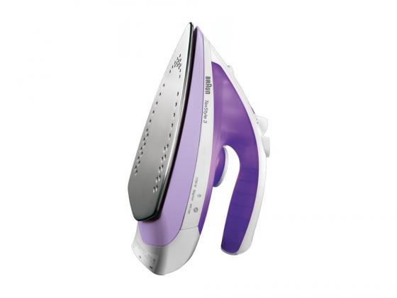 Утюг Braun TS 320 C 1700Вт фиолетовый утюг 2015 года