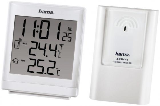 Метеостанция Hama H-113984 EWS-870 белый метеостанция hama ews 870 белый