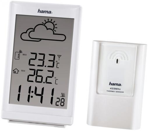 Погодная станция Hama EWS-880 H-113985 белый все цены